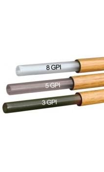 Pfeil Gewicht Rohre 9/32 de 3-5-8 Körner 3Rivers Archery