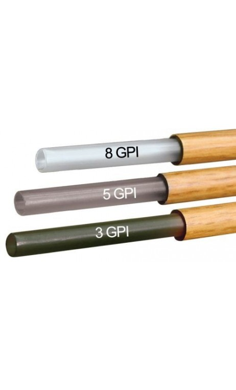 Arrow Weight tubes 5/16 de 3-5-8 grains 3Rivers Archery