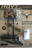 Quiver Bow Hunting BUFFALO HOYT ARCHERY - Ulysses archery - equipment - accessorie -