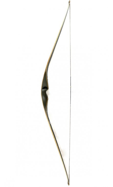 "ANUBIS Arc Longbow Traditionnel Bodnik 62"" BEARPAW - ULYSSE ARCHERIE"