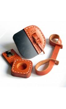 protección de la muñeca de su arco en el zapato VLBBTAB - ARQUERÍA DE ULYSSE - ULISES CON ARCO