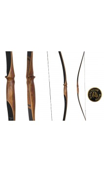 Arc Longbow Traditionnel OREL Buck Trail ELITE  - ULYSSE ARCHERIE