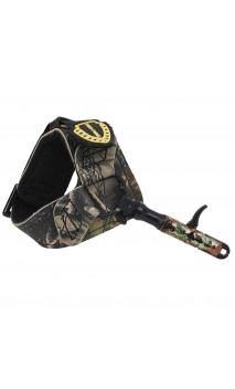 Tru-Fire Edge Buckle Foldback Strap Camo - Ulysses archery - equipment - accessorie -