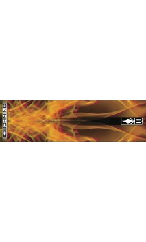 "Arrow Wrap Blazer HD 4"" (10,16cm) arancione- X Ray BOHNING ARCHERY"