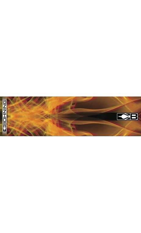 """Arrow Wrap Blazer HD 4"""" (10,16cm) arancione- X Ray BOHNING ARCHERY"""