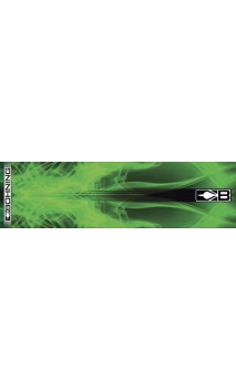 "Arrow Wrap Blazer HD 4"" (10,16cm) Green - X Ray BOHNING ARCHERY"