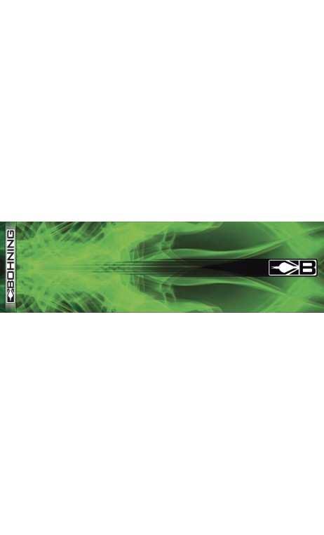 """Arrow Wrap Blazer HD 4"""" (10,16cm) Grün- X Ray BOHNING ARCHERY - ULYSSES ARCHERY - Ulysses Bogenschießen"""