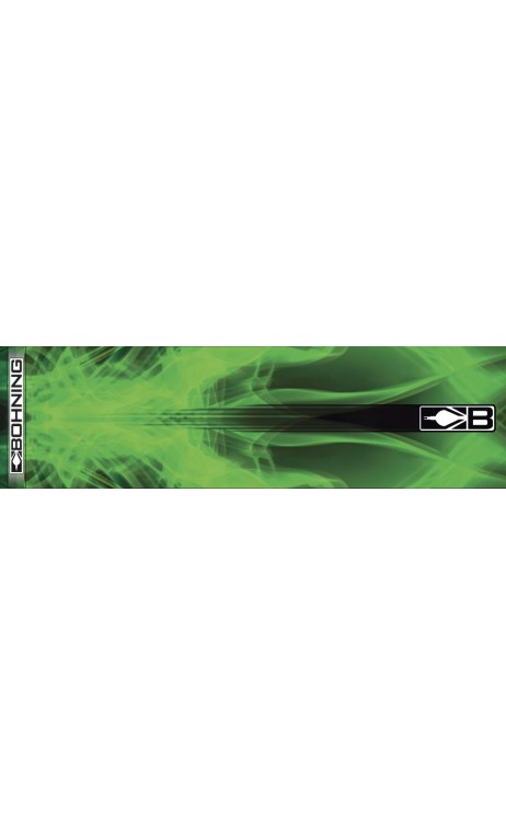 "Arrow Wrap Blazer HD 4"" (10,16cm) Grun - X Ray BOHNING ARCHERY"