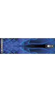 "Arrow Wrap Blazer HD 4"" (10,16cm) Azul - X Ray BOHNING ARCHERY"