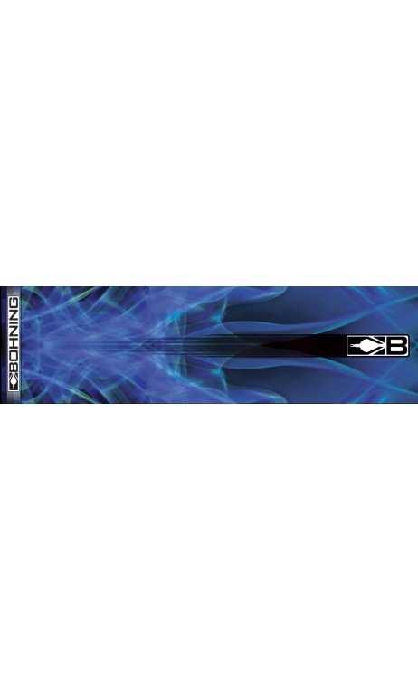 """Arrow Wrap Blazer HD 4"""" (10,16cm) Blau - X Ray BOHNING ARCHERY - ULYSSES ARCHERY - Ulysses Bogenschießen"""