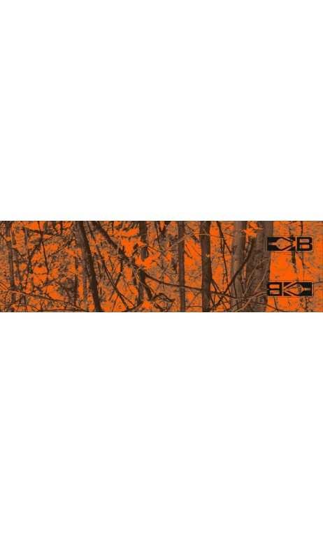 """Arrow Wrap Blazer HD 4"""" (10,16cm) Neon Arancione Camo BOHNING ARCHERY"""