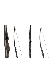 "BOGA Traditional Longbow Bow 68"" OAK RIDGE"