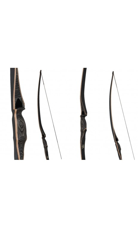 "Arc BOGA Longbow Traditionnel 68"" OAK RIDGE"