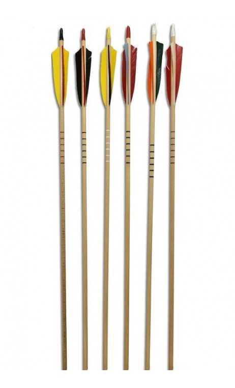 flecha de madera de cedro 5/16 Hunter Select puerto Oxford - Rose City