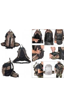 HUNT Camo Hunting Backpack MAXIMAL