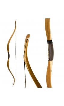 Bow Horsebow Caramel RAPTOR SIMON'S BOW COMPANY - Ulysses archery - equipment - accessorie -