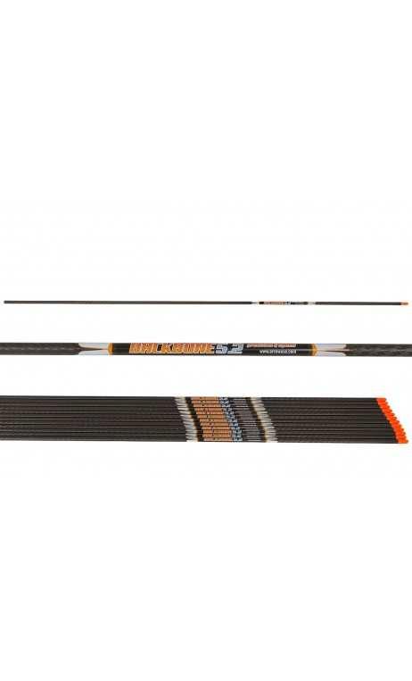 "Carbon Tube 33"" BACKBONE 5.2"" MAXIMAL ARCHERY - Ulysses archery - equipment - accessorie -"