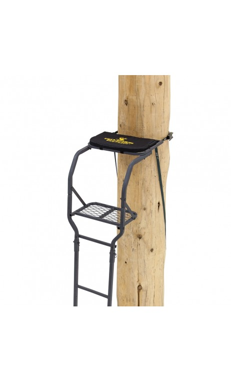 Treestands RE646 CLASSIC 1-MAN RIVERS EDGE - ARQUERÍA DE ULYSSE - ULISES CON ARCO