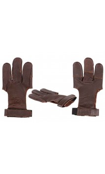 DAMASKUS Soft Leather Glove BUCK TRAIL - Ulysses archery - equipment - accessorie -
