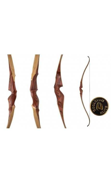 "Bow Hunting Recurve 60"" VARRO BUCK COCOBOLO TRAIL ELITE - Ulysses archery - equipment - accessorie -"