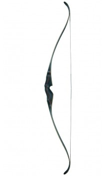 "Recurve Bow Hunting OSIRIS 60"" BEARPAW"