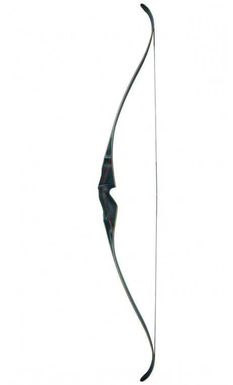 "Recurve Bow Hunting OSIRIS 60"" BEARPAW"