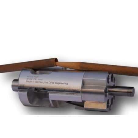 Herramienta para reparar su flechas de madera ARROW-FIX