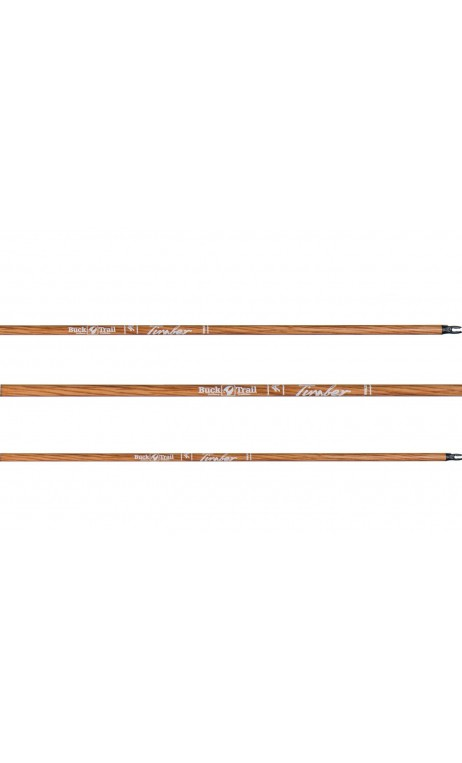 Tube carbone TIMBER 6.2 BUCK TRAIL ARCHERY TRADITION - ULYSSE ARCHERIE