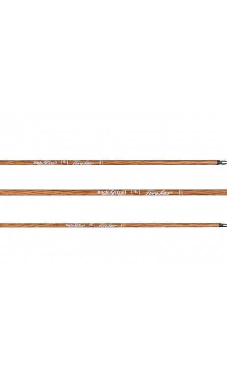Tubo de carbono TIMBER 6.2 BUCK TRAIL ARCHERY TRADITION - ARQUERÍA DE ULYSSE - ULISES CON ARCO