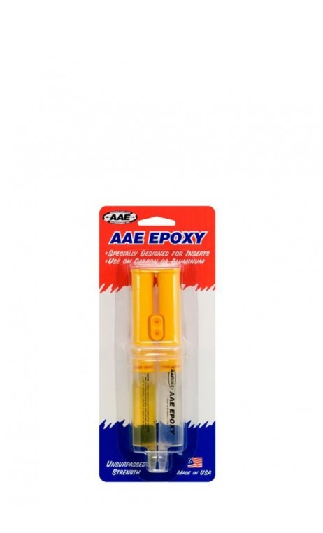 Epoxy pegamento bicomponente (AAE) ARIZONA ARCHERY