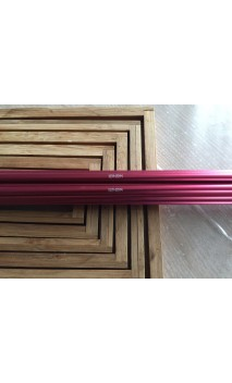 Set of 6 tubes XX75 KYUDO Aluminum EASTON ARCHERY