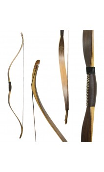 """Arco tradizionale Horsebow Raptor Custom personalizzato 56"""" SIMON'S BOW"""