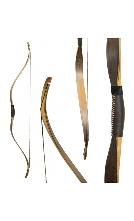 "Traditional Bow Horsebow Raptor Custom 56"" SIMON"" S BOW - Ulysses archery - equipment - accessorie -"