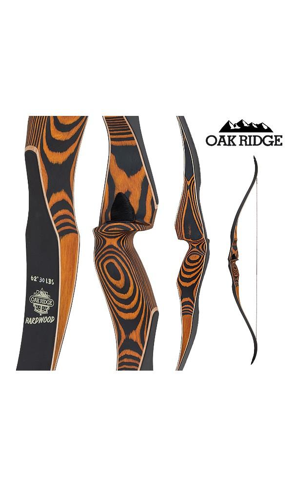 Oak Ridge Jagdrecurvebogen Hardwood