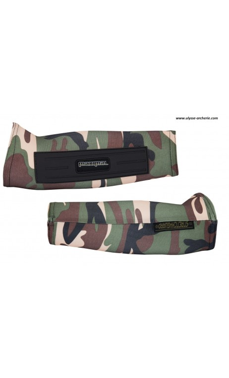 arm protector Stretchy Guard camo MAXIMAL ARCHERY - Ulysses archery - equipment - accessorie -