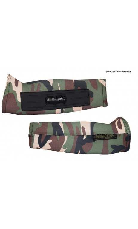 Protège bras Stretchy Guard camo MAXIMAL ARCHERY - ULYSSE ARCHERIE