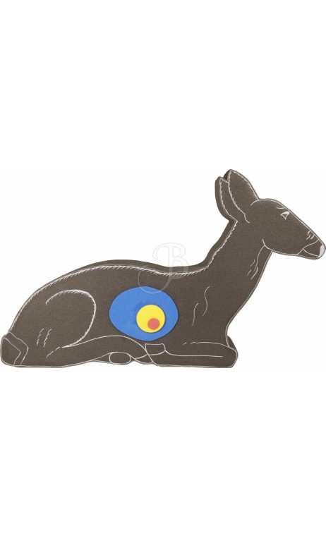 Cible 2D Biche couchée MFT BOOSTER - ULYSSE ARCHERIE