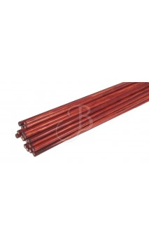 Cedar Shaft 45-50 Lbs Tinted Mahogany ROSE CITY - PORT OXFORD - ULYSSE ARCHERIE