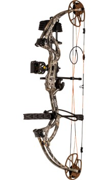Hunting compound bow kit CRUZER G2 BEAR ARCHERY