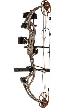 Hunting compound bow kit CRUZER G2 BEAR ARCHERY - ULYSSE ARCHERIE