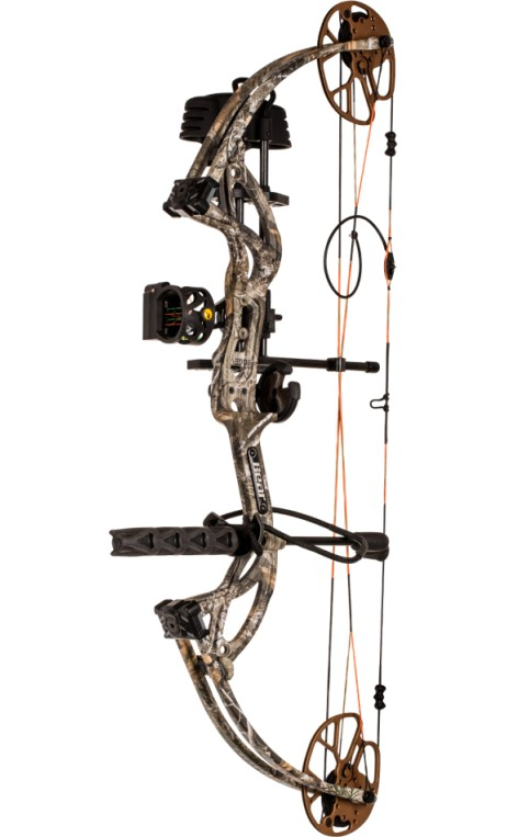 Kit arc compound chasse CRUZER G2 BEAR ARCHERY - ULYSSE ARCHERIE