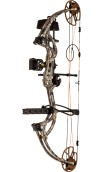 Hunting compound bow kit CRUZER G2 BEAR ARCHERY - Ulysses archery - equipment - accessorie -