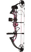 Hunting compound bow kit CRUZER G2 MUDDY GIRL BEAR ARCHERY