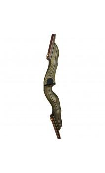 """Caccia tradizionale Bow 62"""" Mohawk Capo Deluxe Bearpaw"""