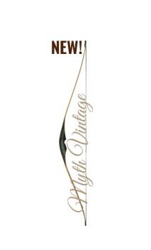 "Arco tradizionale Longbow MYTH VINTAGE 61"" FALCO ARCHERY"