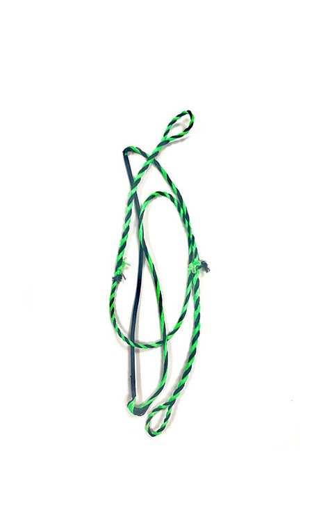 "Braided rope Black / Green 41,75"" Short ONEIDA EAGLE BOWS - Ulysses archery - equipment - accessorie -"