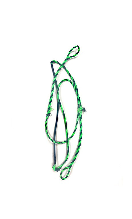 """cuerda trenzada Negro / verde 41.75"""" Short ONEIDA EAGLE BOWS"""