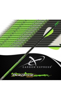 Tubo di carbonio Piledriver Hunter 3D CARBON EXPRESS
