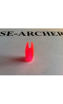 Encoche à coller Marco Nocks 5/16 Rose Fluo (Pink)  - ULYSSE ARCHERIE