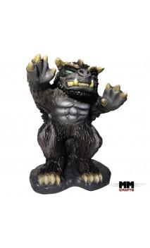 Trolls des forêts 3D Sombre MMCrafts Targets
